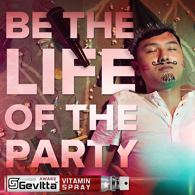 Be the life of the party this holiday season!!!!!! 👊🏻