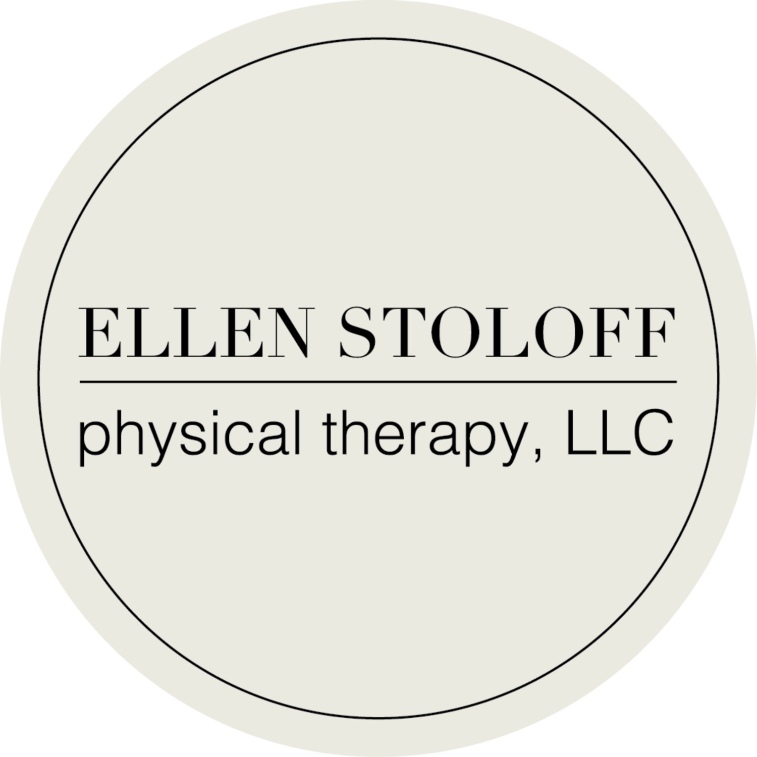 Ellen Stoloff Physical Therapy, LLC