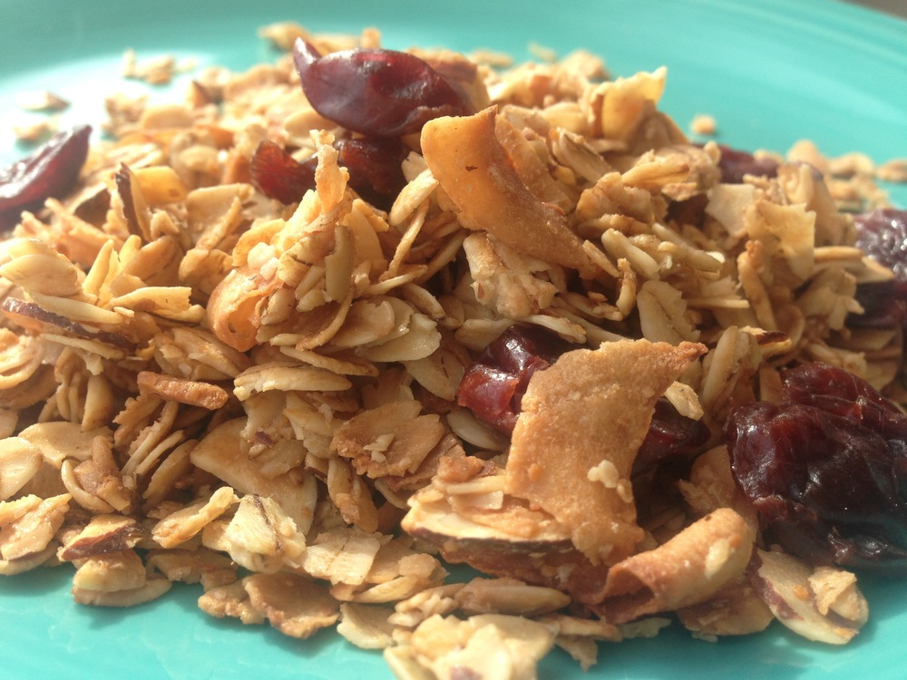 Door County Love Artisan Granola:  Cherry Almond