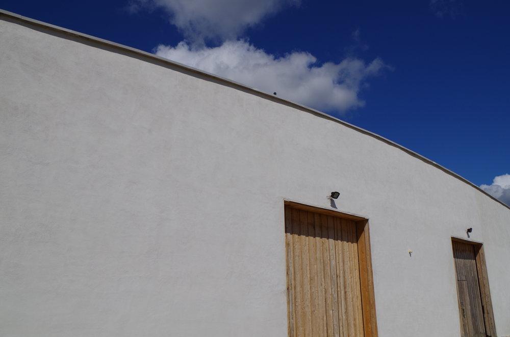 Hemp Cellar Receiving area - Jacques Herviou.JPG