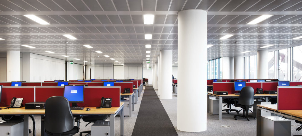 Capita International Financial Services   Hargate Corporate Interiors were contracted to procure the fit-out of the new offices as Design Build Contractors by Capita. McCauley Daye O'Connell Architects were appointed by Hargate to provide Architectural Services for the fit out.