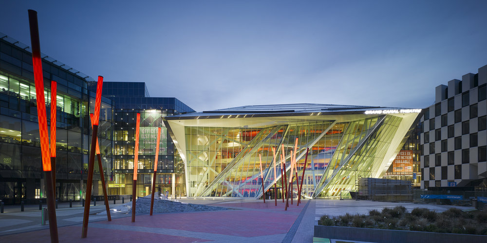 Bord G 225 Is Energy Theatre Mccauley Daye O Connell Architects
