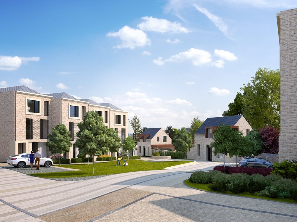 Barnhill A development of 29 no. units at Dalkey Manor, Barnhill Road will create a high quality, attractive sustainable neighborhood which respects and integrates into its environment.