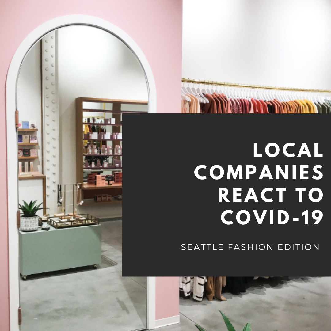 Local Companies Respond To Covid 19 Gossip Glamour