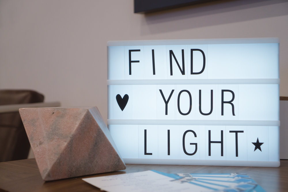 To Learn More about Find Your Light, Visit Here -