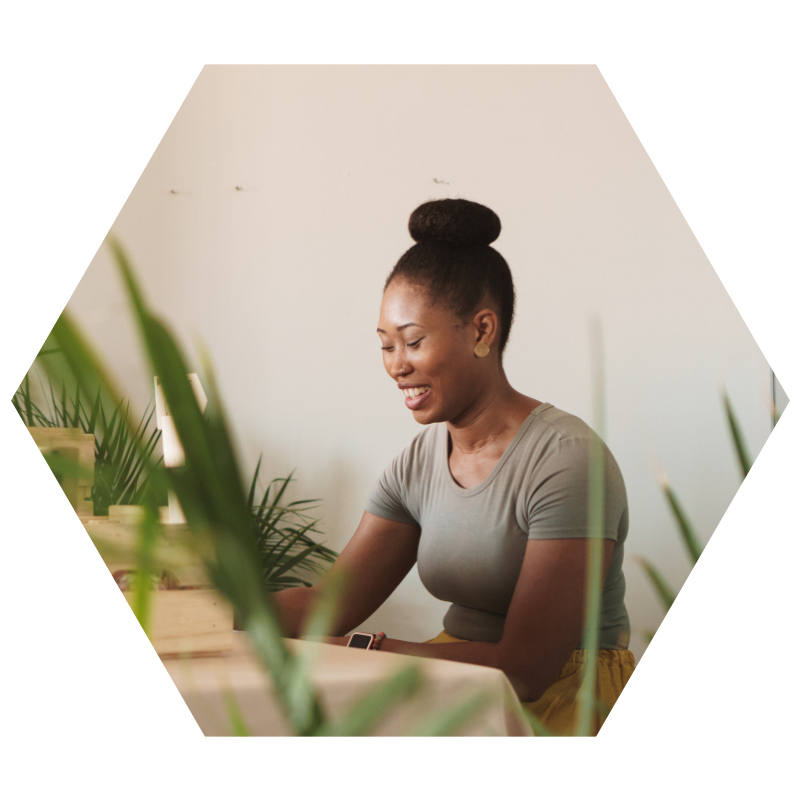 Maya Johnson, Founder | Herpothecary - Tamera's vision and creative angles are like none I've ever seen before. I loved how she was able to capture our products in such a tasteful way. I had a great time working with her and I look forward to working with her again!