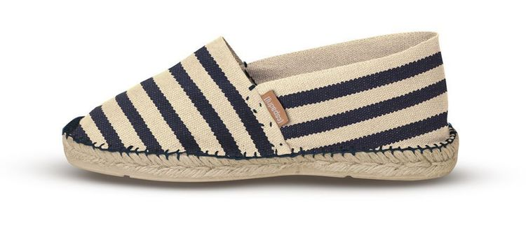 CLASSIC - Espadrilles - ecru/marine Outlet Inexpensive Official Online Free Shipping Find Great VdQs9LQ