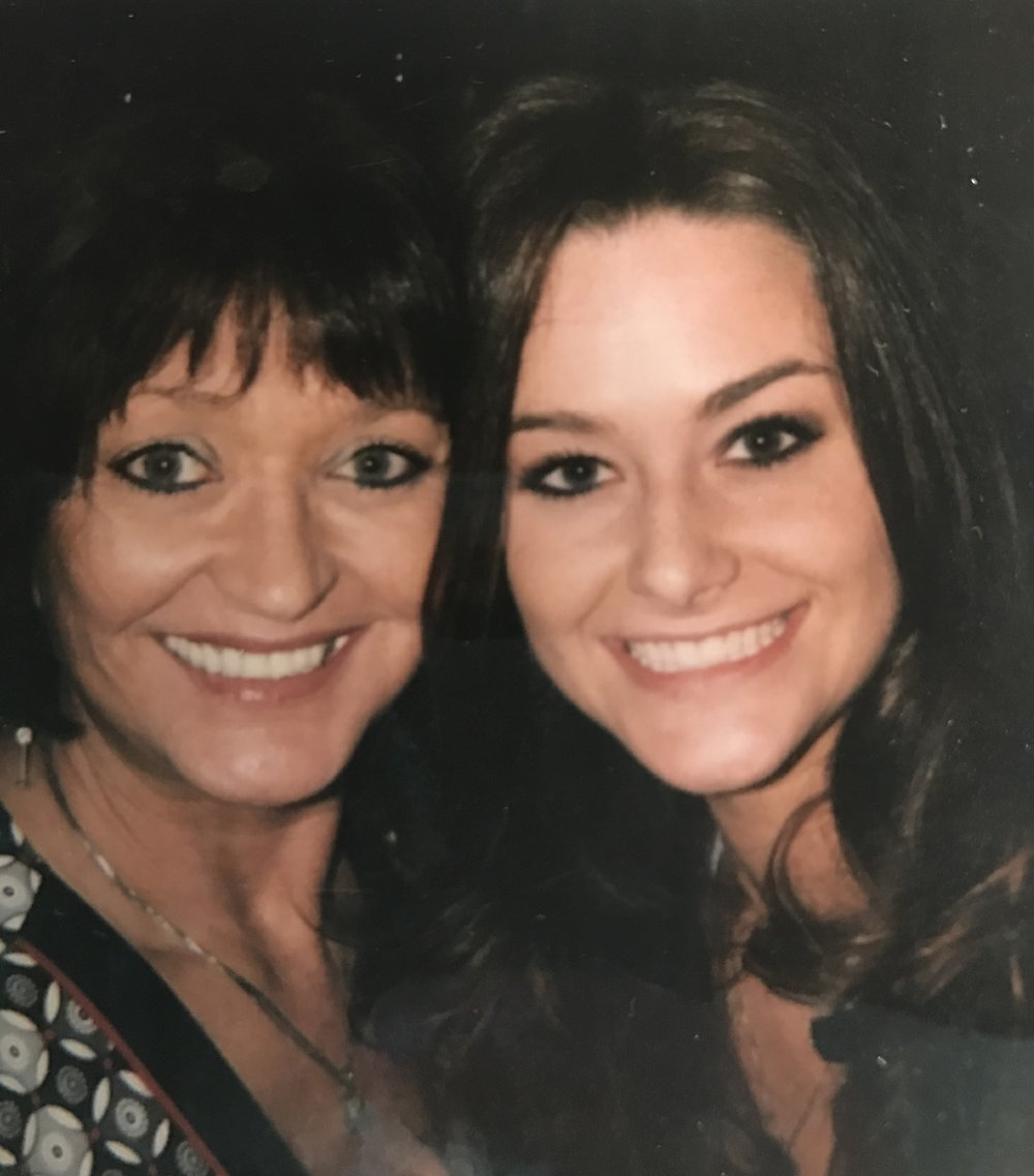 MARSHA REID AND DAUGHTER LACY