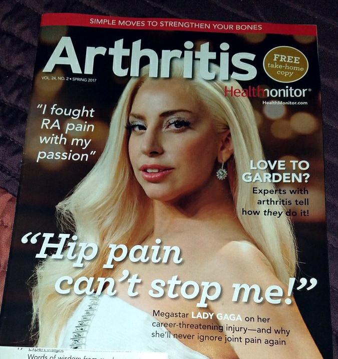 Portada Revista Arthritis