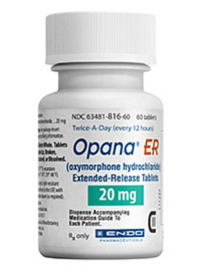 the company said it would work with the fda to remove opana in a manner that looks to minimize treatment disruption for patients and to give patients time