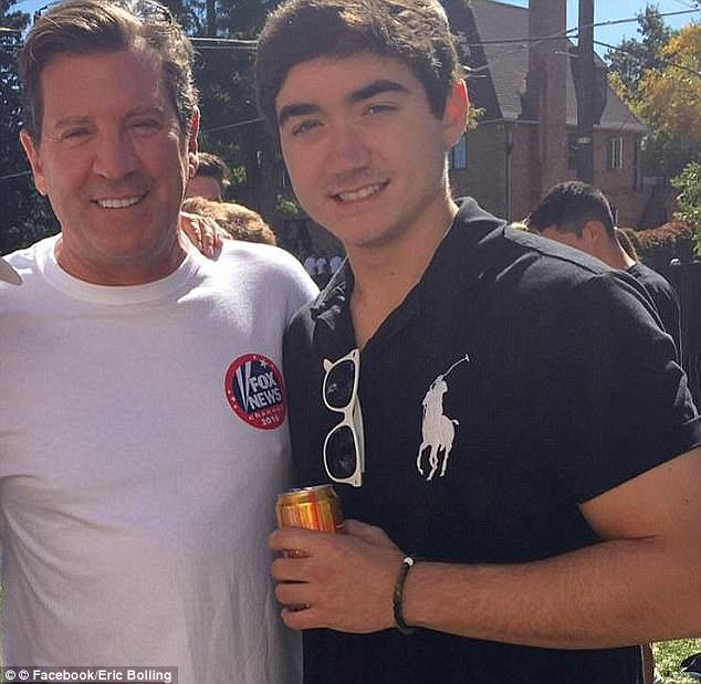 ERIC BOLLING AND SON ERIC JR.