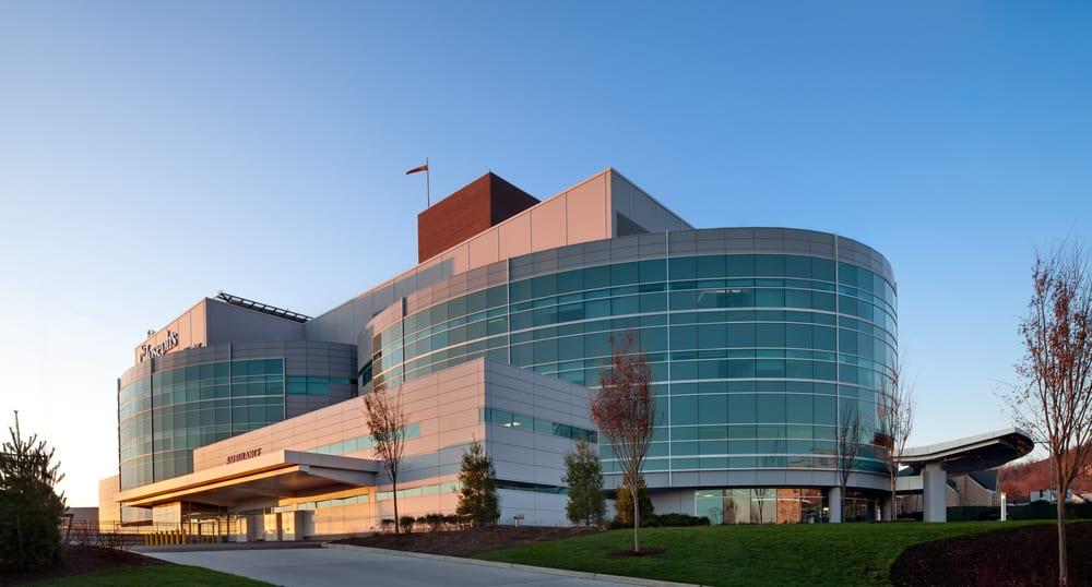 ST. JOSEPH'S REGIONAL MEDICAL CENTER