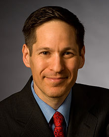 DR. THOMAS FRIEDEN