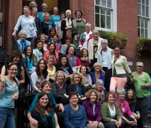 Advanced Integrative Nurse Coach Graduates from the International Nurse Coach Association.