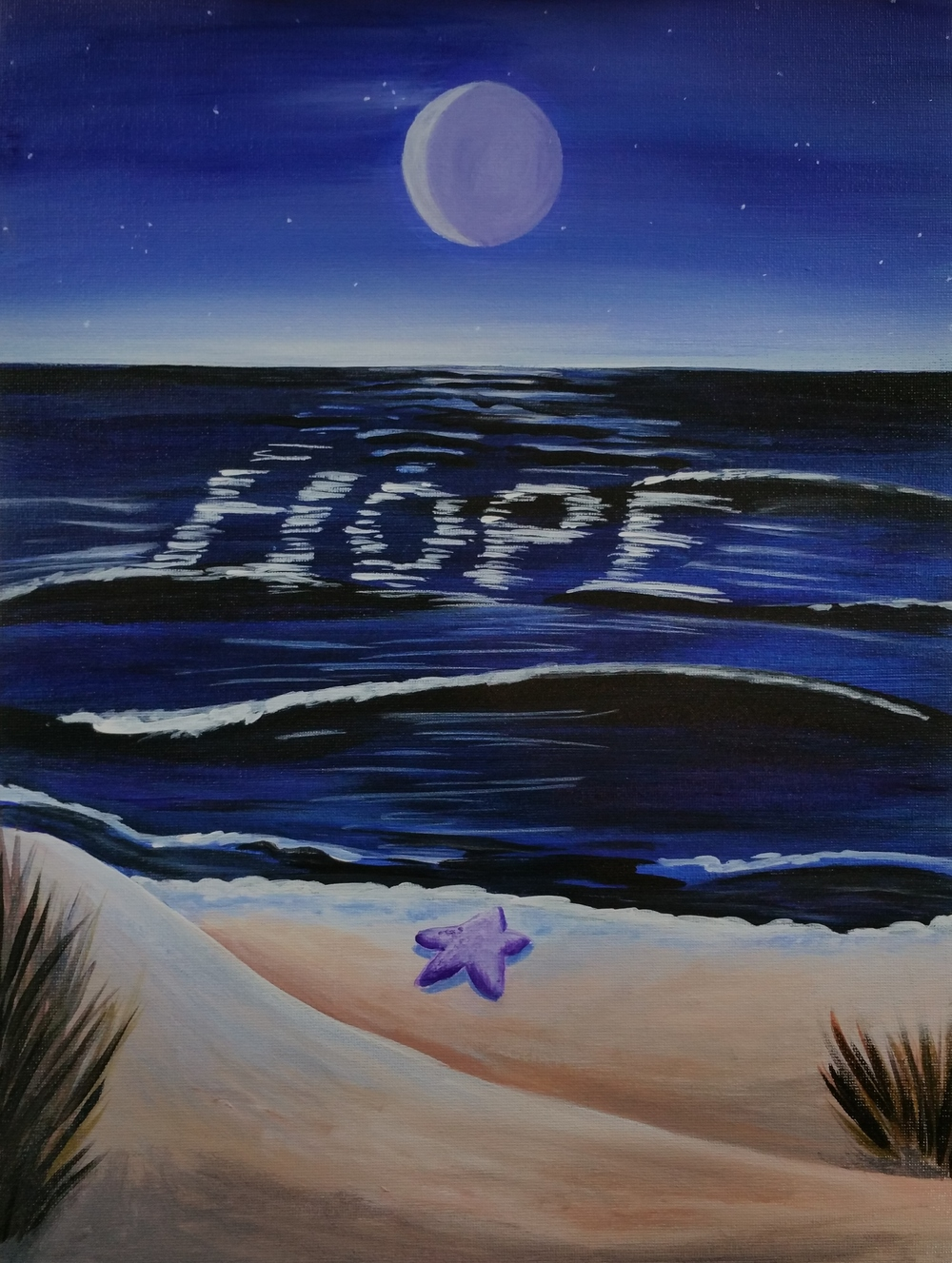Hope Comes in Waves