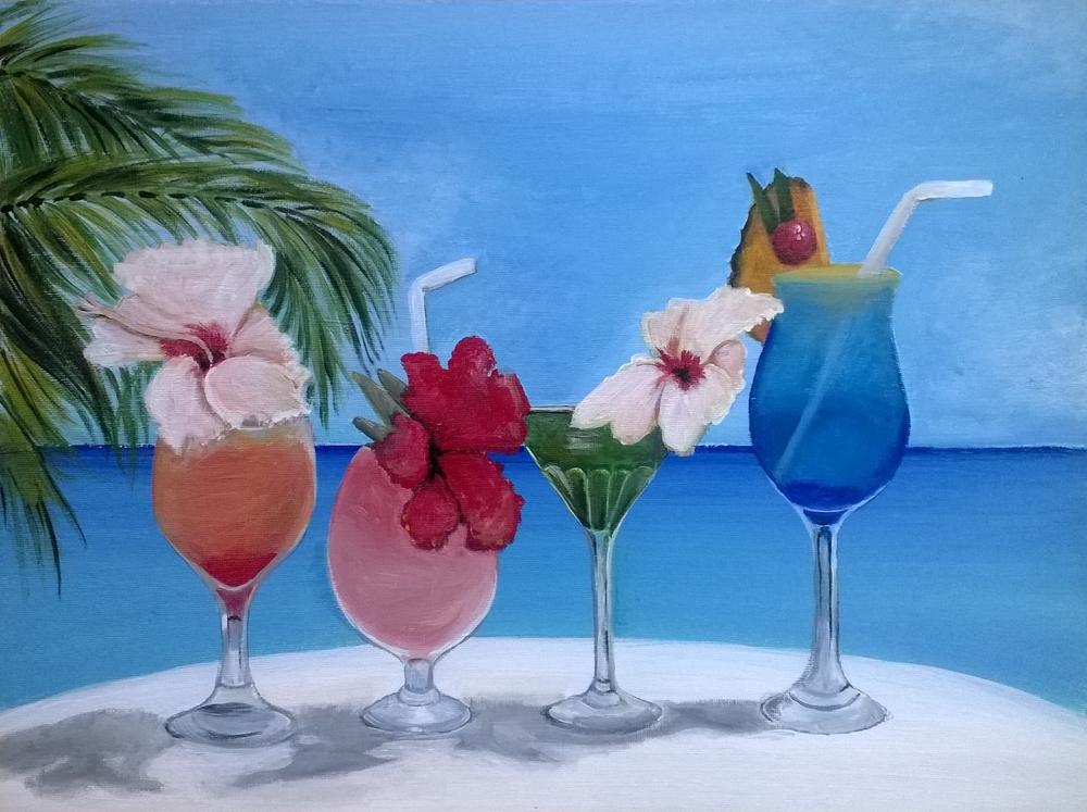 Fruity Drinks