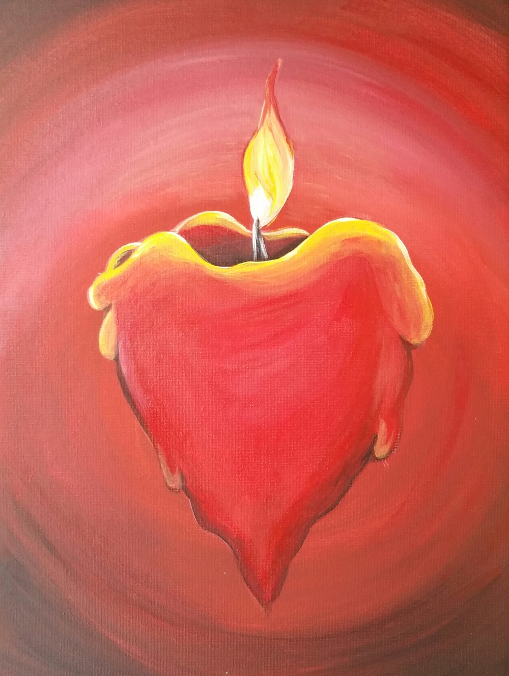Heart's Aglow