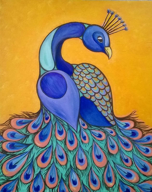 Proper Peacock