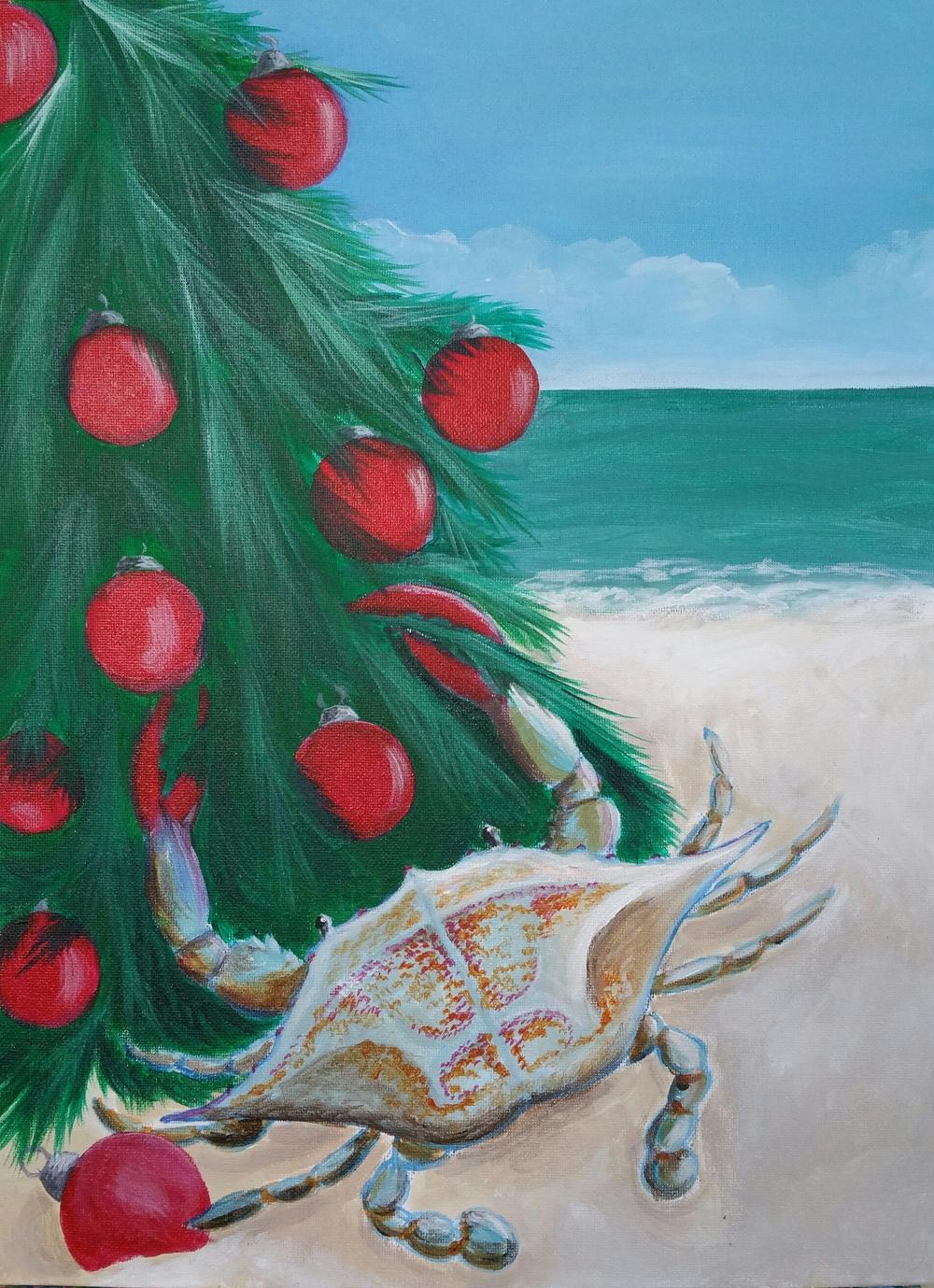 A Crabby Christmas