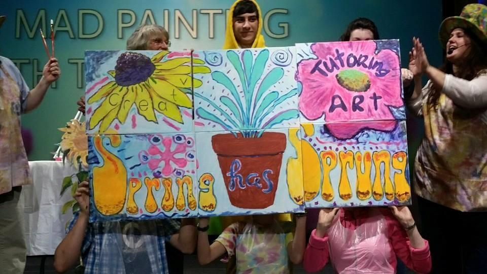 Group paintings