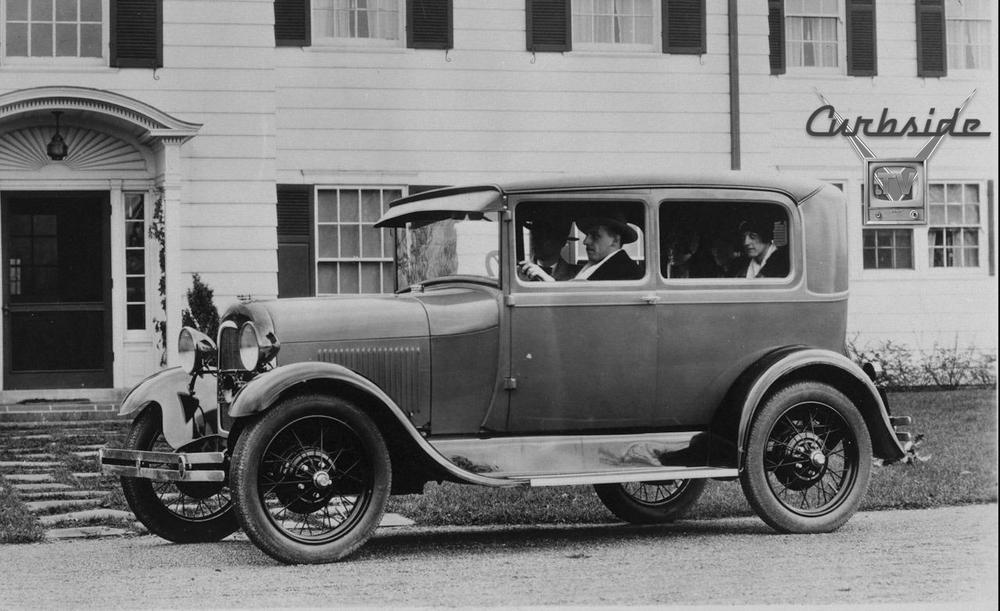 VIntage Ford Model A