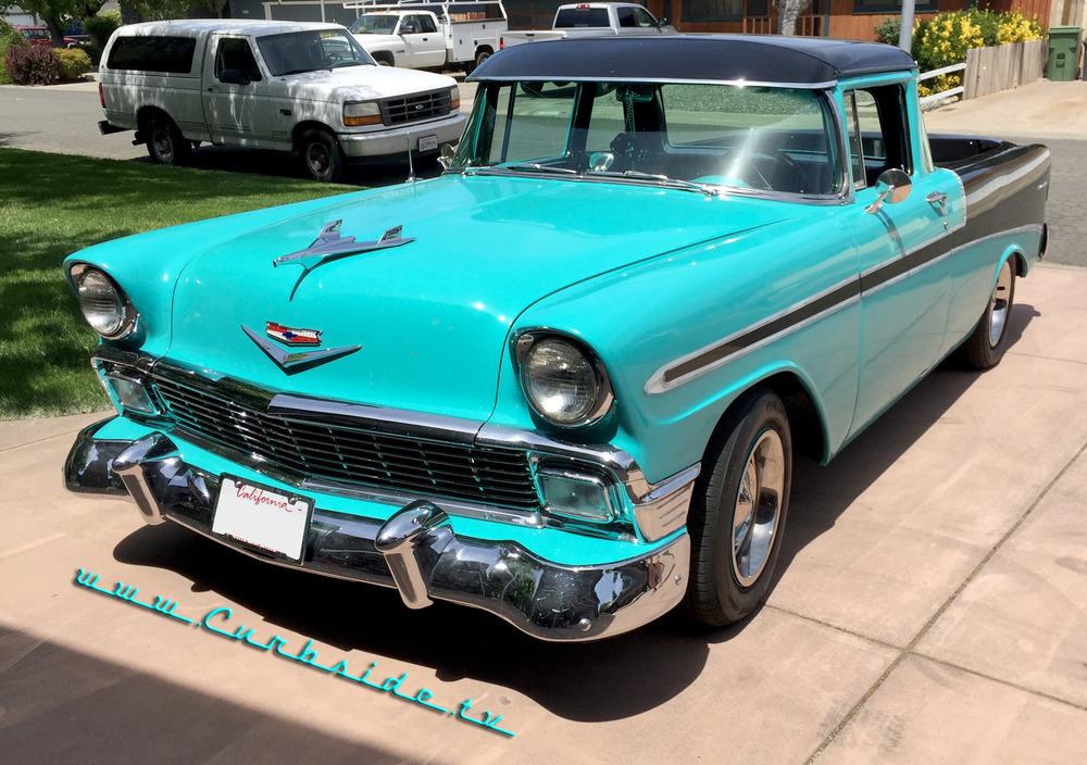 1956 Chevrolet El Camino custom