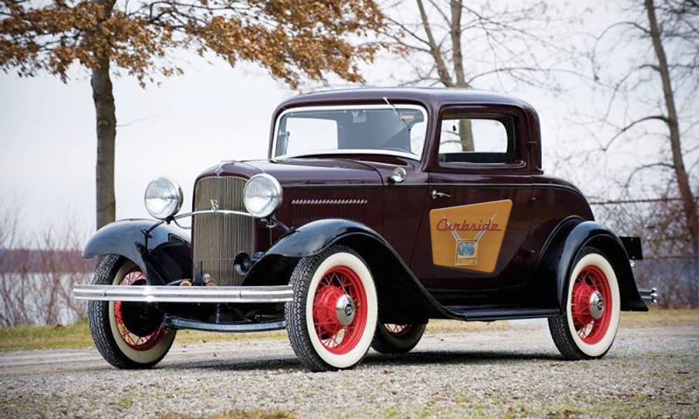 1932 Ford - the \