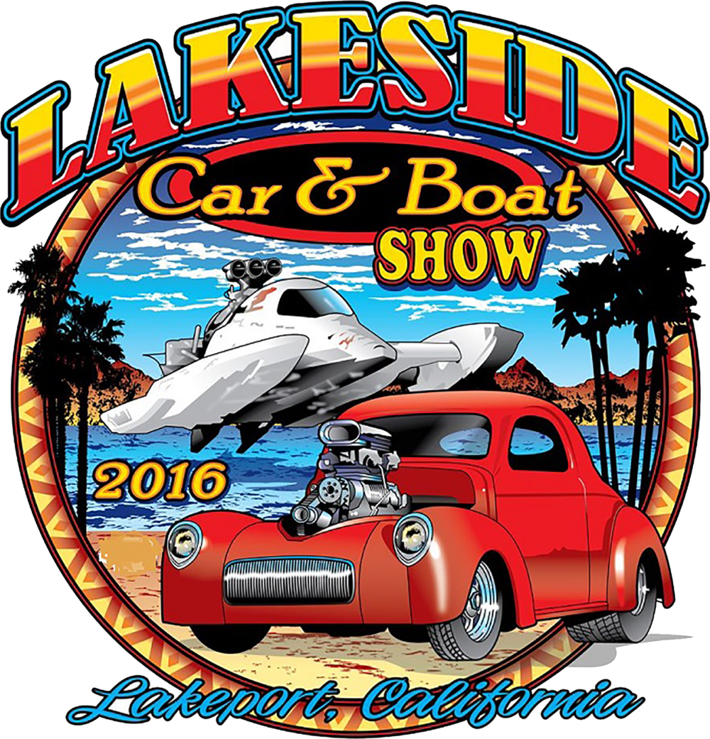 2016 Lakeside Hot Car and Boat Show - August 13