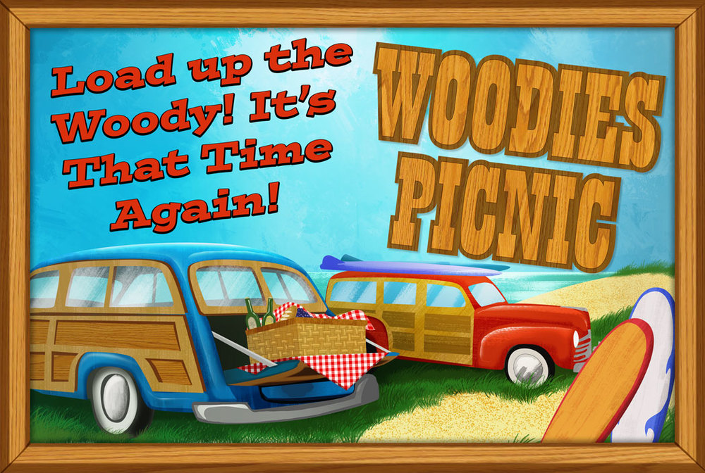 ADM Woodies Picnic