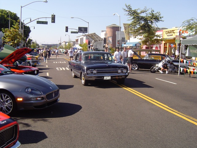 El Segundo Main Street Car Show Curbside Car Show Calendar - El segundo car show