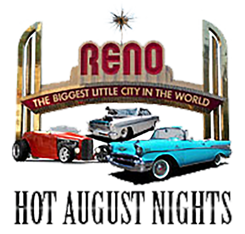 Hot August Nights Curbside Car Show Calendar - Hot august nights car show reno nevada
