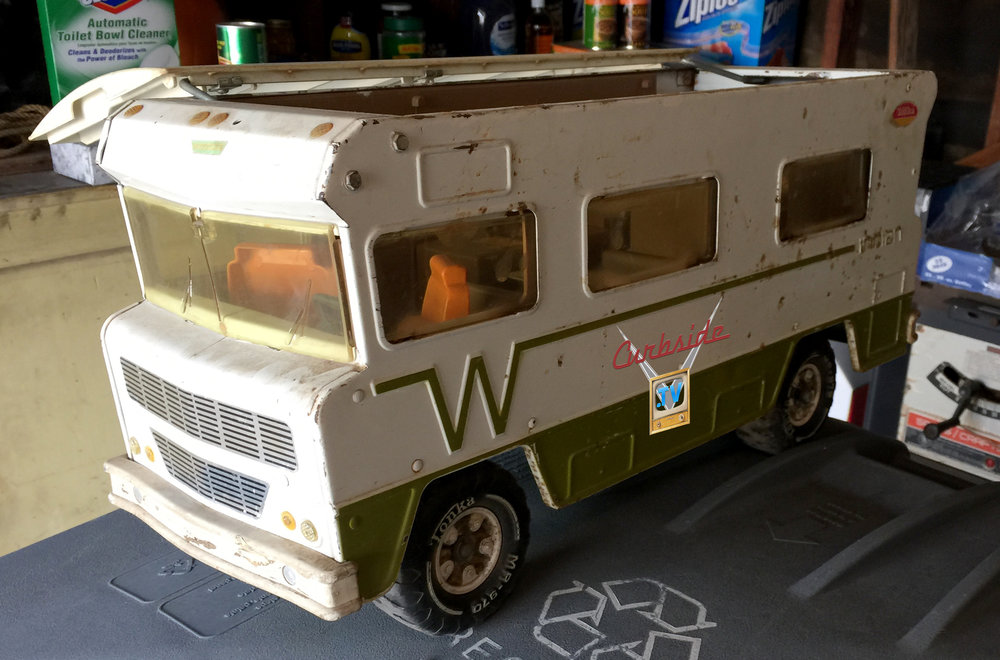 Tonka Winnebago - Drivers Side