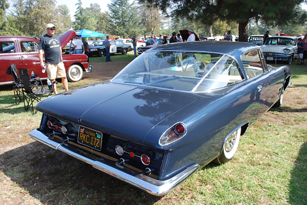 1962 Ghia L6.4 owned by Dean Martin