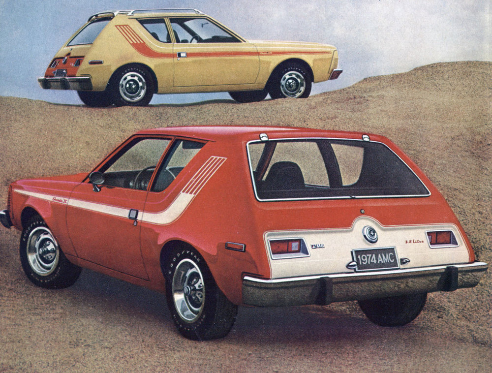 AMC Gremlin Advertisement