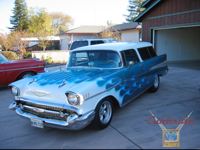 1957 Chevrolet Nomad Custom