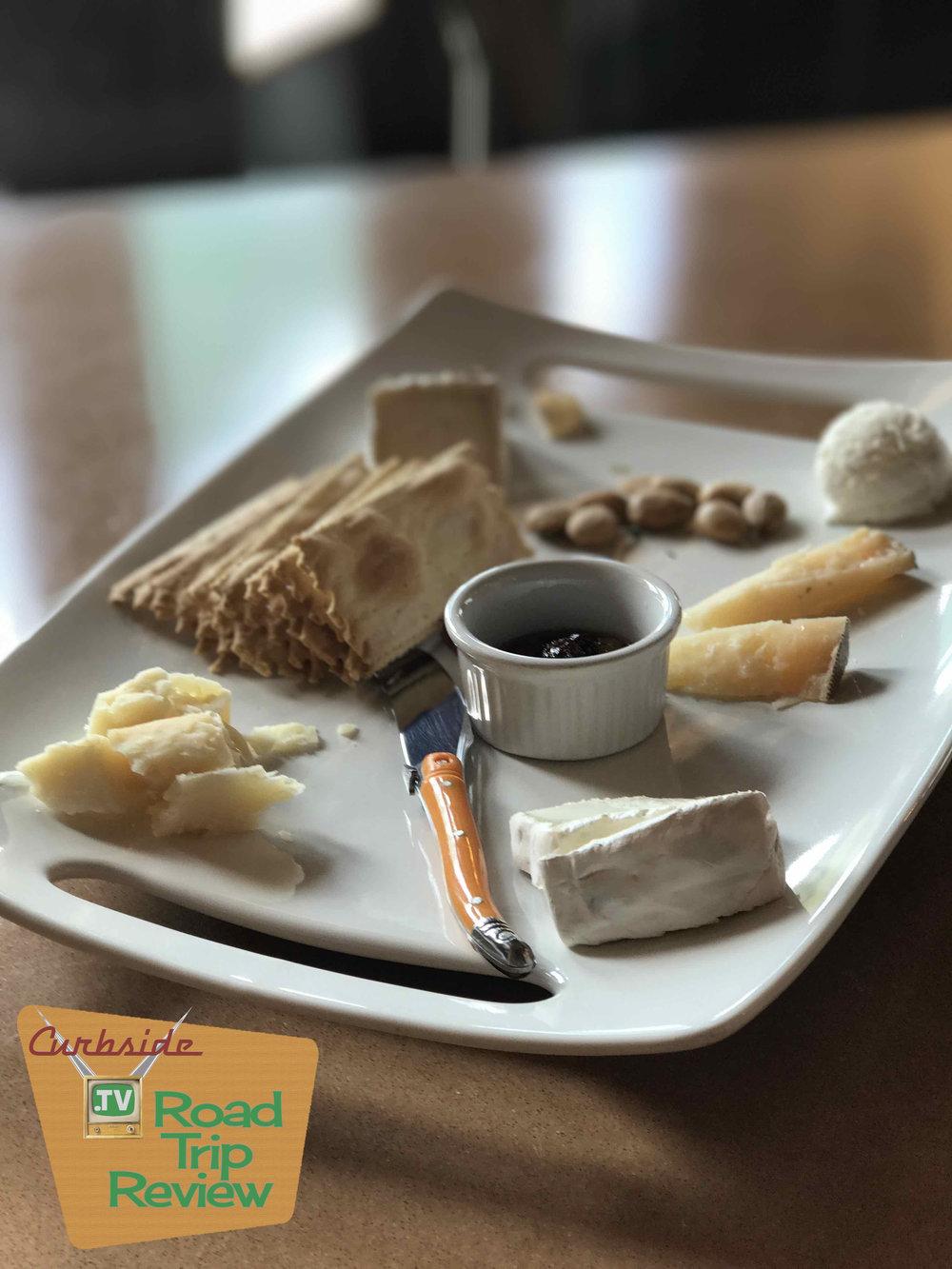 Pennyroyal Cheese platter