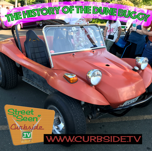 The History of the American dune buggy — Curbside Car Show