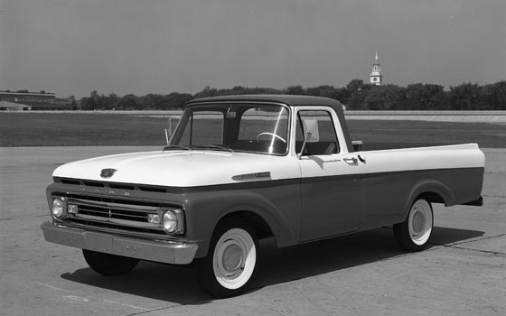 1962 Ford F100 Pickup
