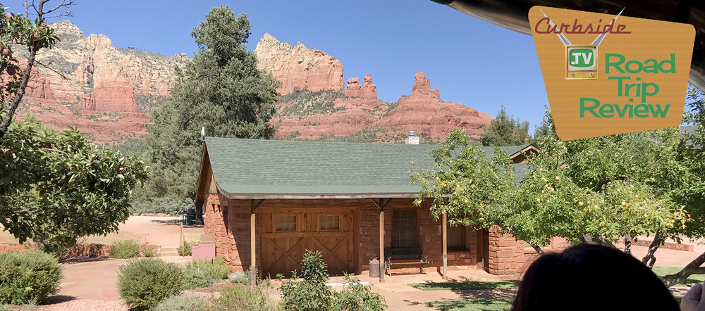 Sedona, Arizona's first apple farm