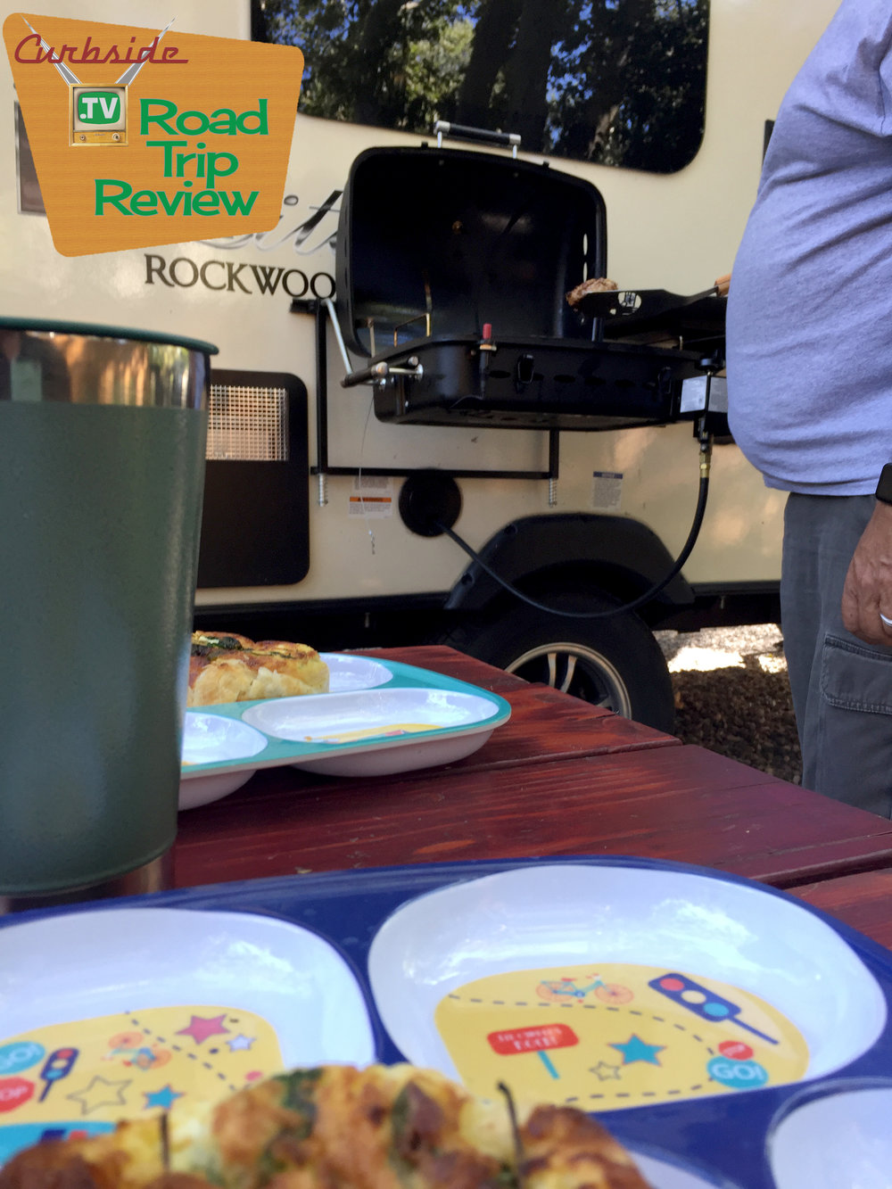 RVing lets you control your own food