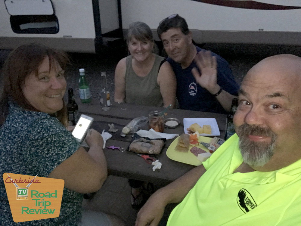 RVing is a great way to spend time with friends
