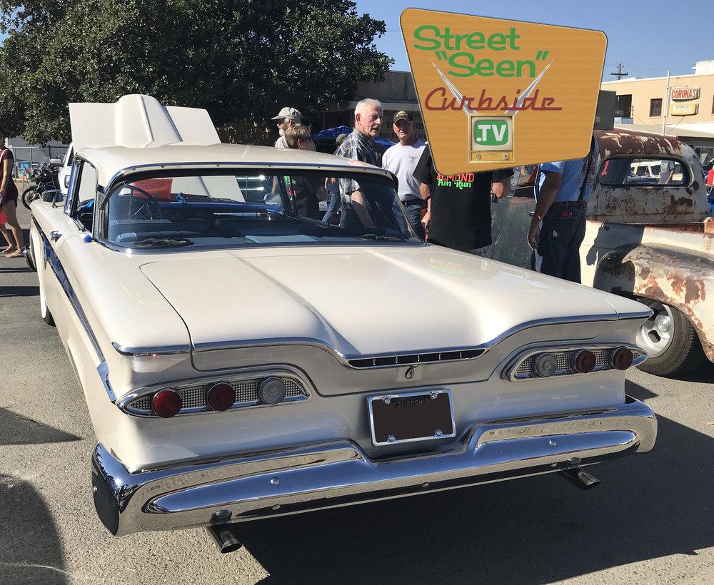 1959 Edsel Ranger resto-mod
