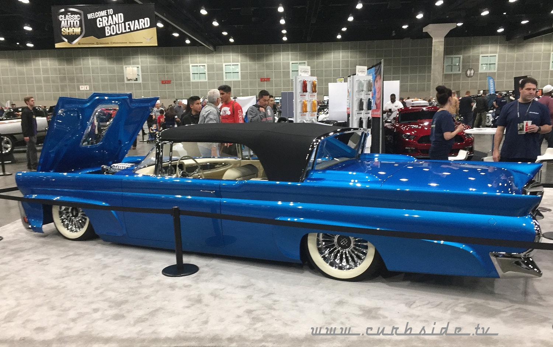 LA Classic Car Show — Curbside Car Show Calendar