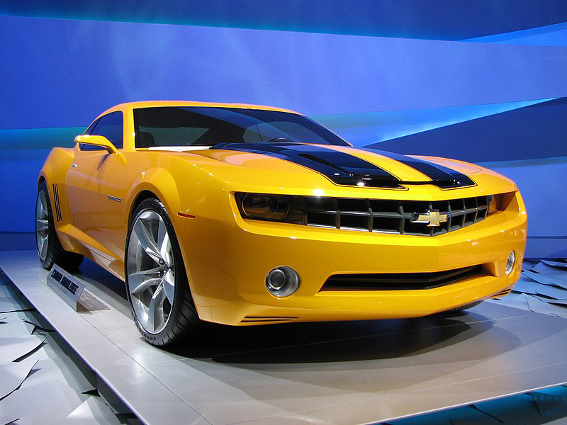 Chevrolet Camaro - 50 Years of Fun