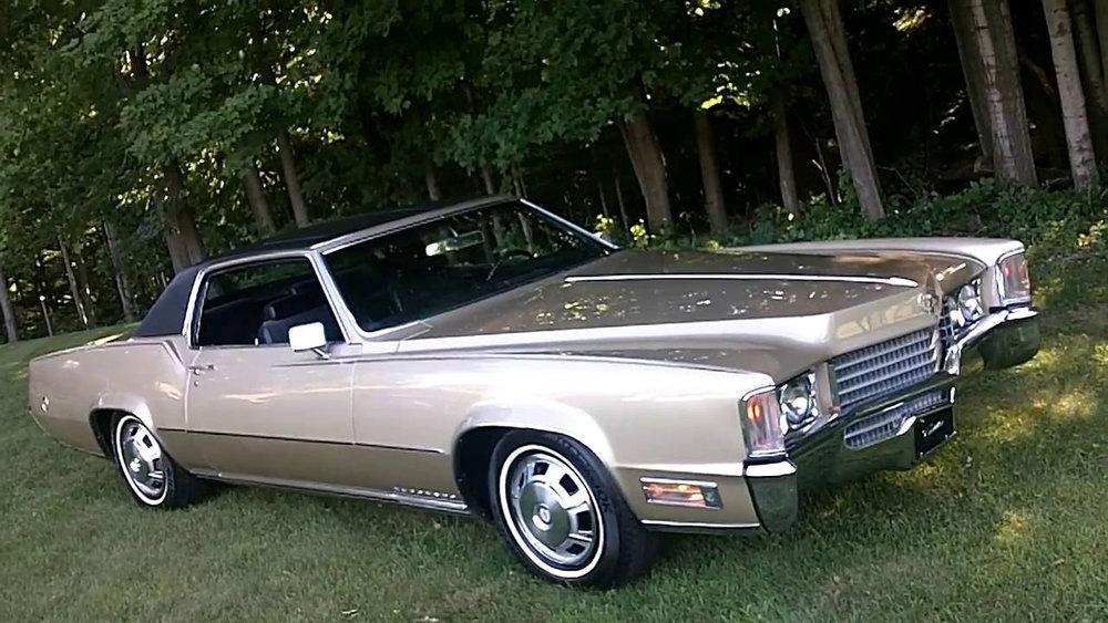 1967-70 Cadillac Eldorado