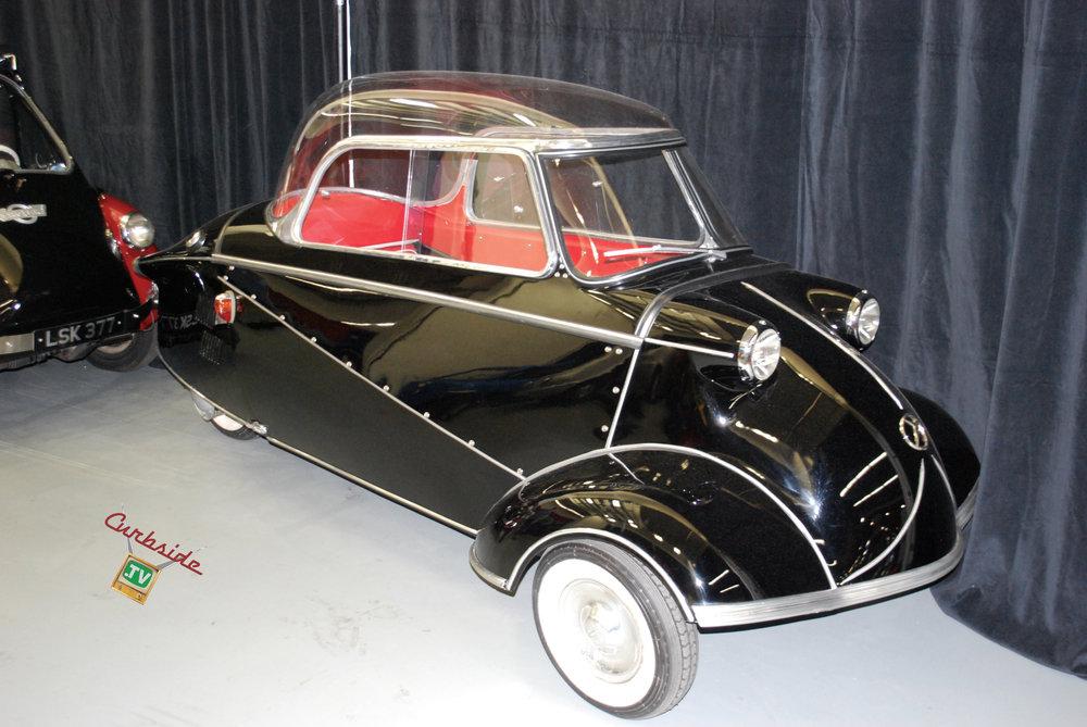 Messerschmitt K200 Kabin Roller