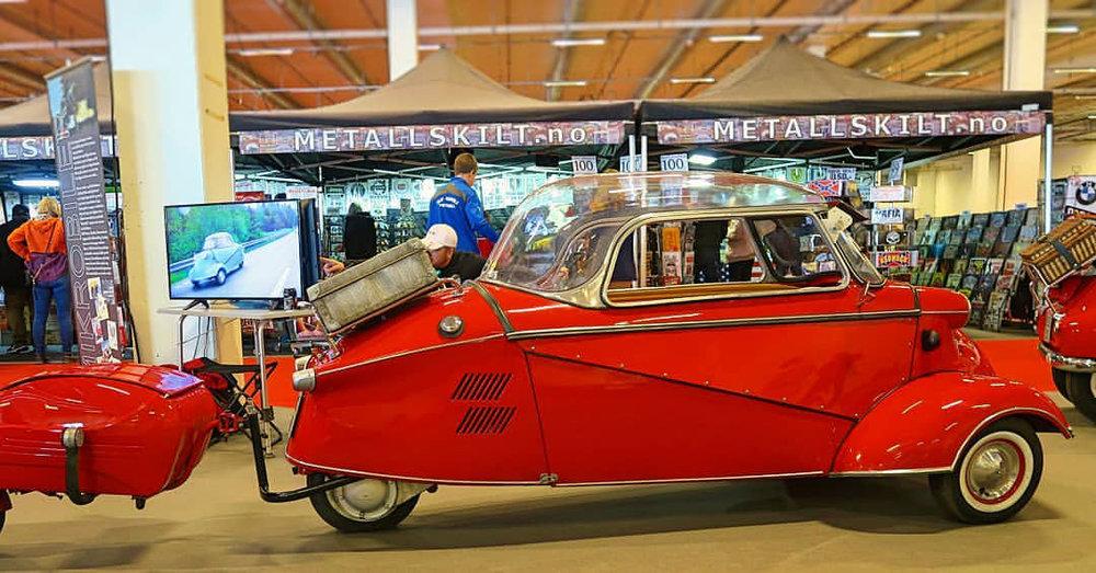 Messerschmitt KabinRoller