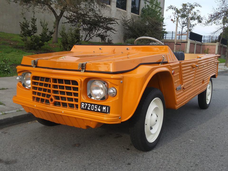 1972 Citroen Mehari