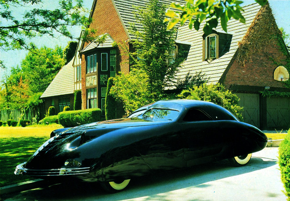 1938 Phantom Corsair by Rust Heinz