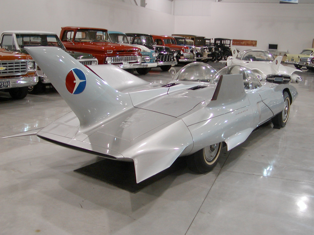 GM Firebird III - a Cherry Classic